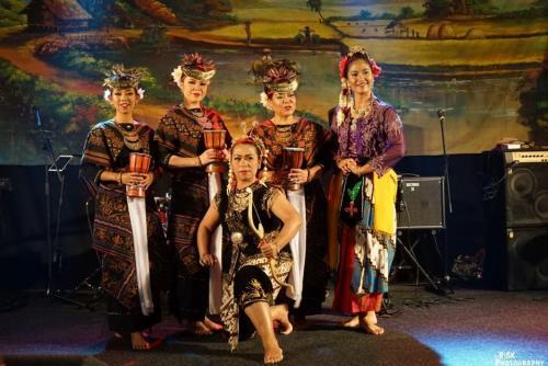 wahana budaya groepsfoto